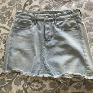American Eagle Denim Skirt-New with tags